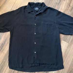 Chrome Eagle Daytona Beach Button Down Shirt